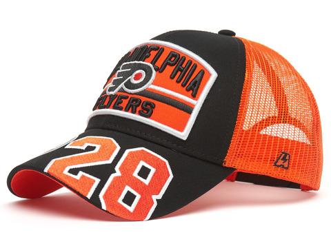 Бейсболка NHL Philadelphia Flyers № 28