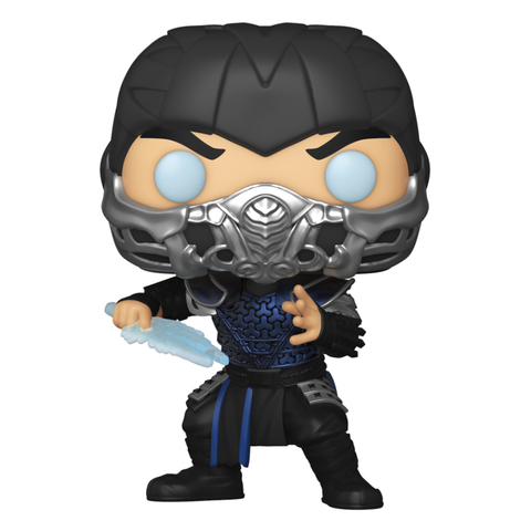 Фигурка Funko POP! Movies Mortal Kombat Sub-Zero (MT) 53855