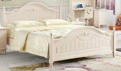 Кровать детская Росалин 200x120 (Rosaline MK-4610-IV) Слоновая кость