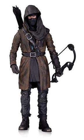 Стрела фигурка Темный Лучник — Arrow TV Dark Archer