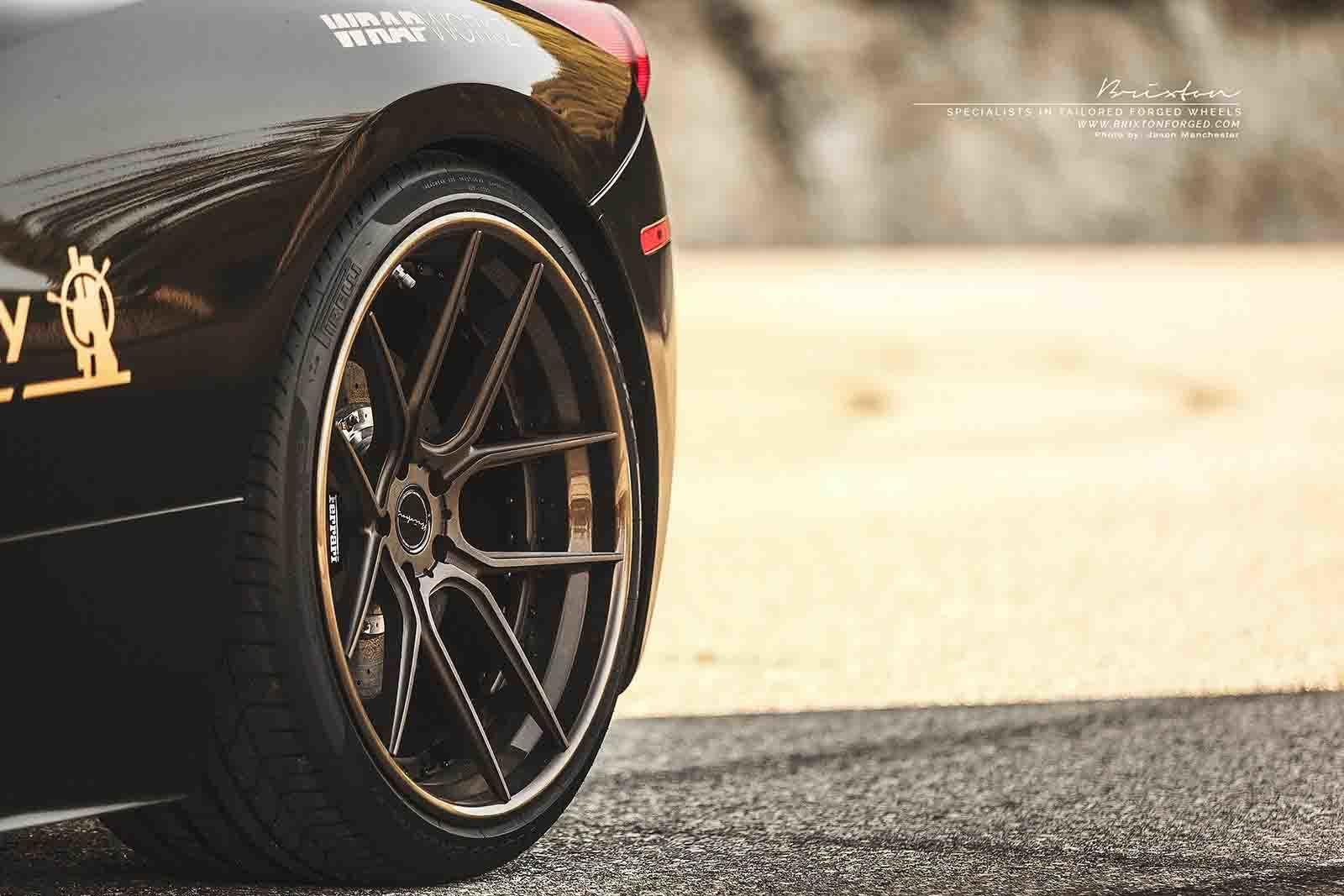 Brixton CM5 (Targa Series)