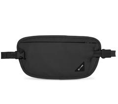 Сумка кошелек на пояс Pacsafe Coversafe X100 Черный