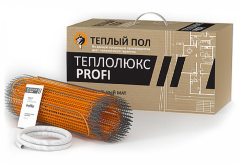 Нагревательный мат Теплолюкс ProfiMat 120-9.0
