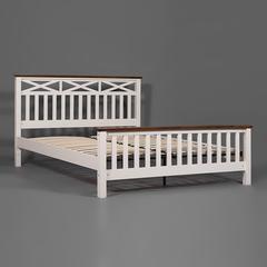 Кровать Secret De Maison FRANCESCA NEW — слоновая кость