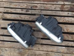 Фара противотуманная с поворотником на MAN TGS,TGX правая  Оригинальные Б/У производитель - МАН  Оригинальные номера MAN - 81251016522