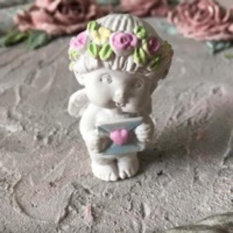 Молд «Ангел с сердечком»