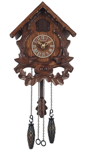 Часы с кукушкой Columbus СQ-056C