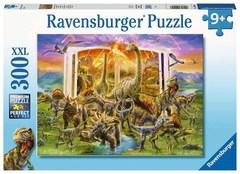 Puzzle Dino Dictionary  300 pcs