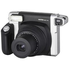 Fotoaparat \ Фотоаппарат моментальной печати Fujifilm, цвет черный/серебристый