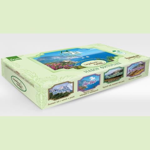 набор чая подарочный «Горы Крыма»