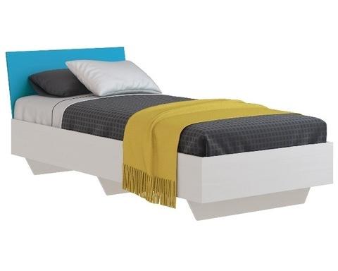Кровать БИРЮЗА Кр025_90