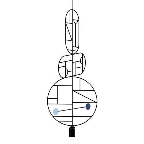 Подвесной светильник копия Lines & Dots LDS18 by Home Adventures