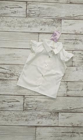 Блуза белая (арт. DEM7)