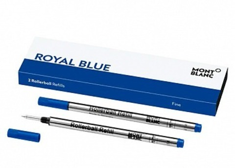 Стержни для роллера (F), цвет Royal Blue