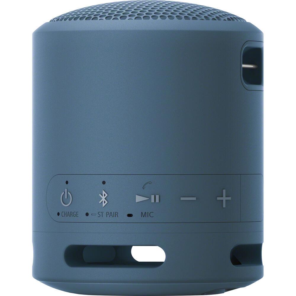 Купить колонку Sony SRS-XB13L синего цвета у официального дилера