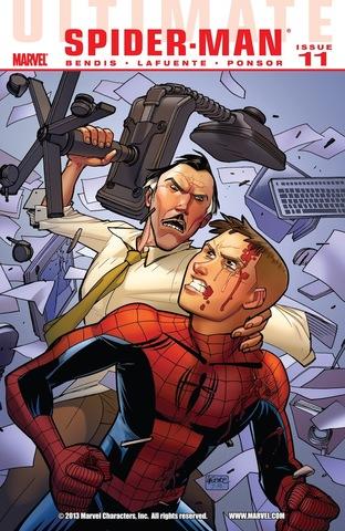 Ultimate Spider Man #11 (2009)