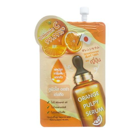 Капсулированная сыворотка для лица с витамином С Mistine, 8 мл.