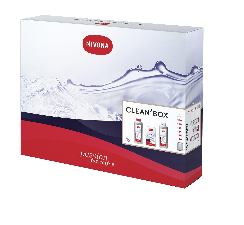 Набор чистящих средств Nivona Clean Box NICB 301