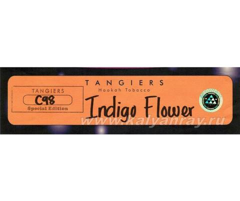 Tangiers Special Edition Indigo Flower