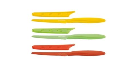 Набор ножей с неприлипающим лезвием столовый PRESTO TONE, 3 шт