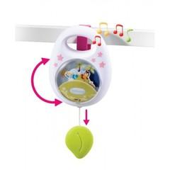 Smoby Музыкальная подвеска на кроватку (розовая) (110100-1)