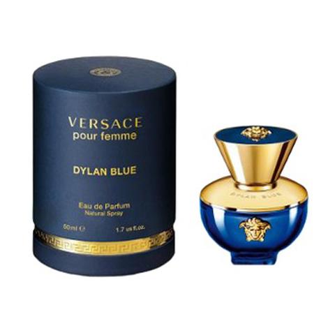 VERSACE: Dylan Blue Pour Femme женская парфюмерная вода edp, 100мл