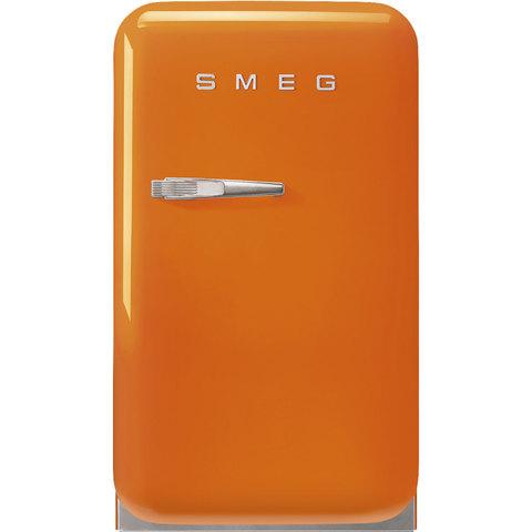 Компактный холодильник Smeg FAB5ROR5