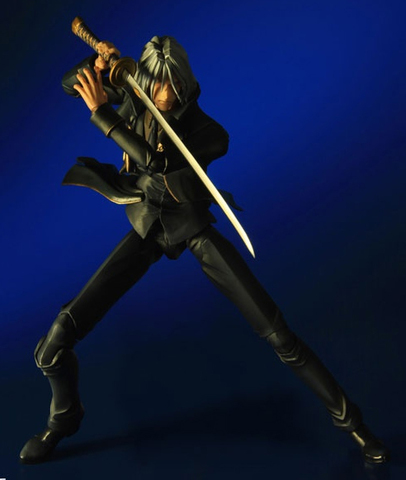 Cowboy Bebop Play Arts Kai - Vicious
