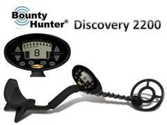 Металлоискатель Bounty Hunter Discovery 2200 RU