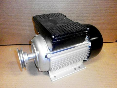 Двигатель эл. переменного тока QUATTRO ELEMENTI B360-50(100) со шкивом под 1 ремень (770-285-055)