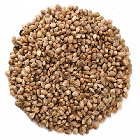 Конопли семена неочищенные