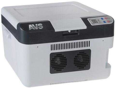 Автохолодильник AVS CC-24WBC (12V/24V/220V), 24 л