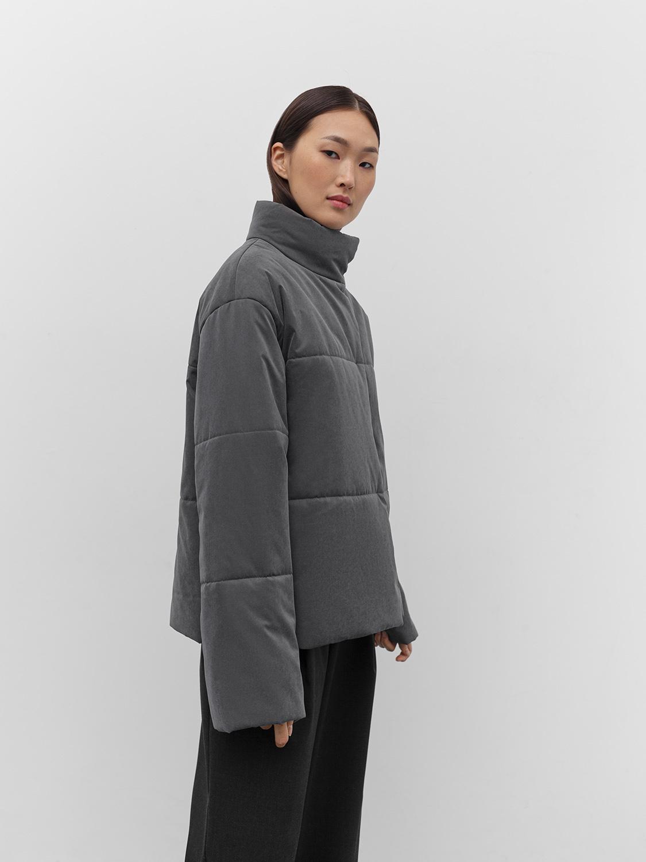 Куртка Берлин с удлинённым рукавом