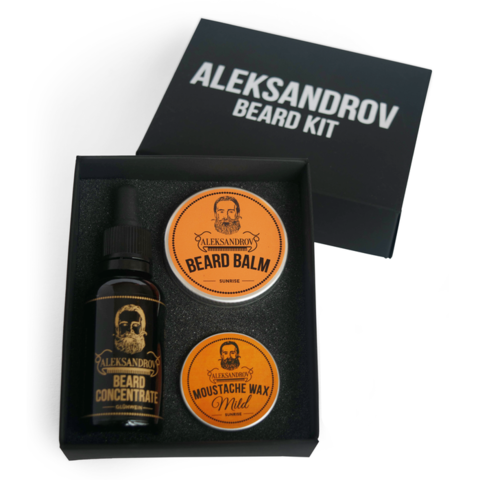Набор для бороды Aleksandrov Beard Kit №05