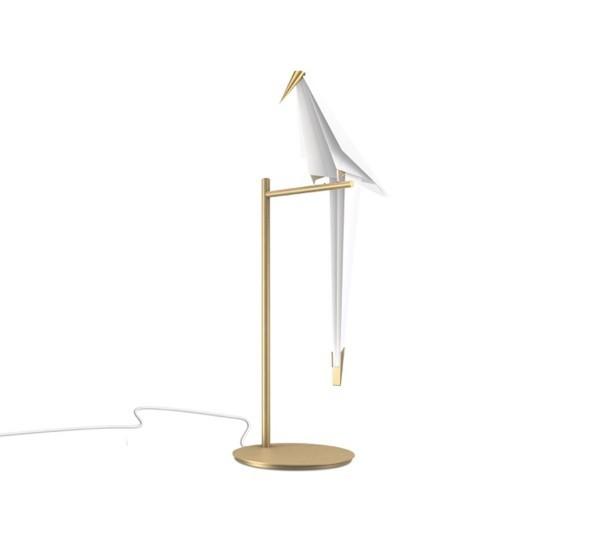 Настольный светильник копия PERCH by Moooi
