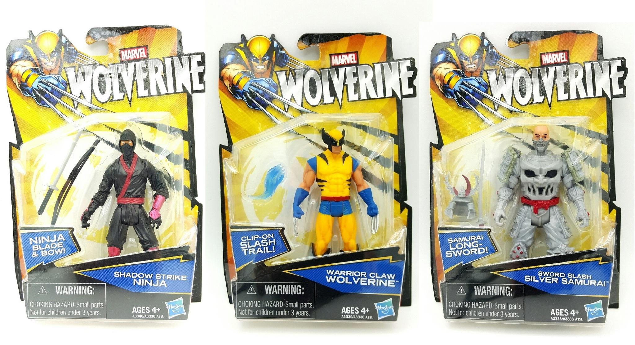 Фигурки Росомаха Бессмертный — Wolverine Action Figure