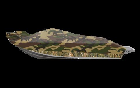 Транспортировочный тент на лодку «Волжанка-46 (фиш)»