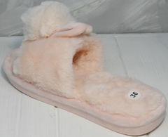 Женские летние тапочки Yes Mile A-08 Pink