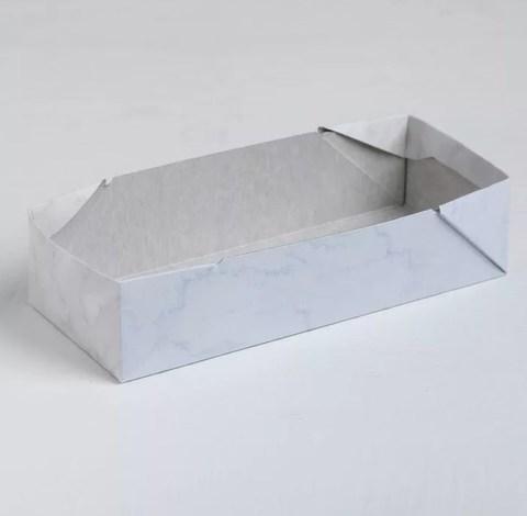 060-0124 Коробка для закуски «Аппетитный кусочек», 17 × 7 × 4 см