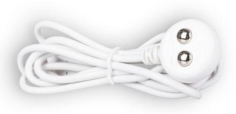 Белый магнитный кабель для зарядки Saisfyer USB Charging Cable