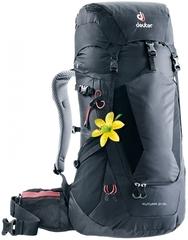 Deuter Futura 24 Sl Black - рюкзак туристический