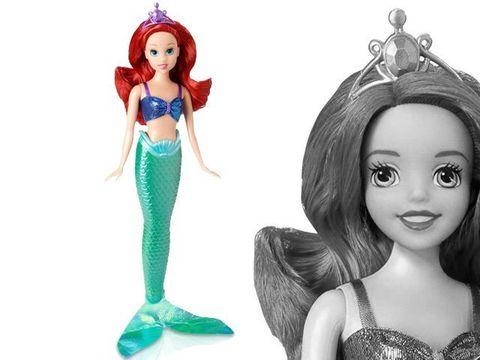 Кукла Ариэль серия