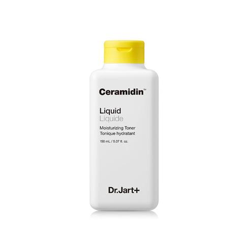 Тонер с высоким содержанием керамидов Dr. Jart+ Ceramidin Liquid