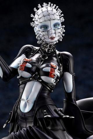 Восставший из ада фигурка Мисс Пинхед Bishoujo