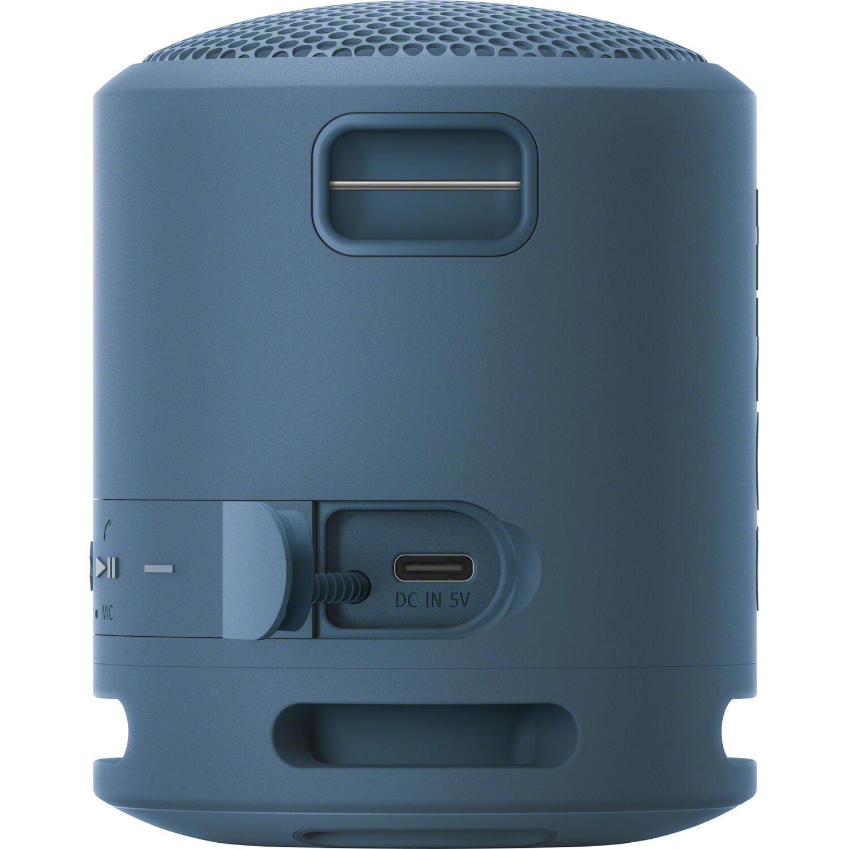 Беспроводная колонка Sony SRS-XB13L синяя