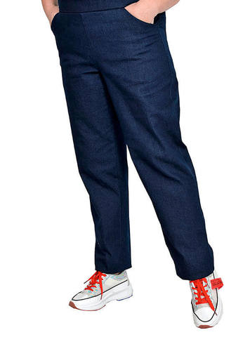 Джинсовые брюки Ливингстон