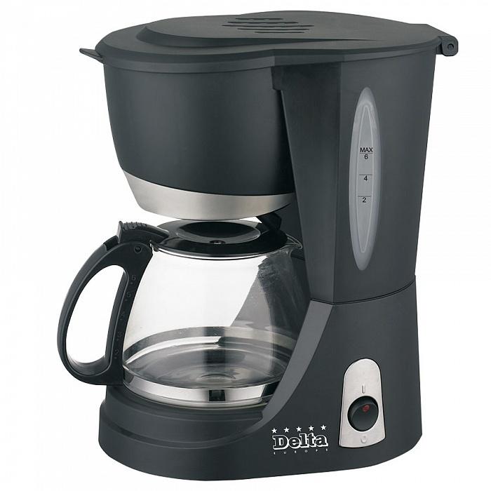 Кофеварка DELTA DL-8137