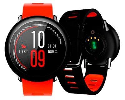 Умные часы Xiaomi Huami Amazfit Pace