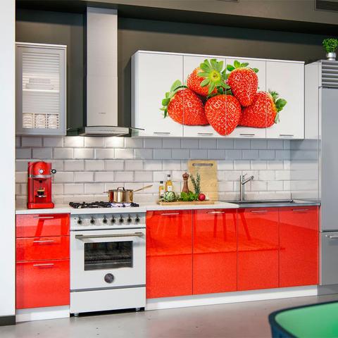 Кухня Клубника