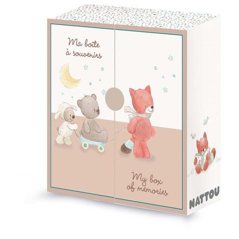 Коробка Nattou Mia & Basile